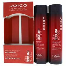 Joico Color Infuse Red Duo for Unisex - Shampoo and Conditioner, 10 ounces