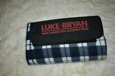 Luke Bryan Exclusive Tour What Makes You Country Stadium Blanket
