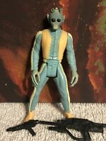 Kenner Star Wars Action Figure POTF Power of the Force Greedo