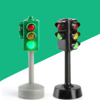 Analog Traffic Light Simulation Camera Sound and Lights Kids Early Education Toy