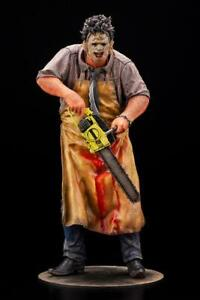 Kotobukiya The Texas Chainsaw Massacre Leatherface (1974) ARTFX Statue