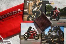 Honda Motocicleta Alcance Prensa Folletos Convolutiva Eicma 2018 My 2019+