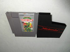 Turtles II the Arcade Game NES Spiel nur das Modul