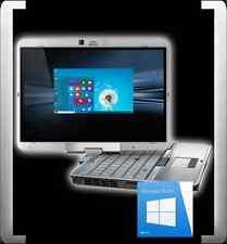 HP COMPAQ ELITEBOOK 2740P 12,1 ZOLL I5  2.53GHZ 4GB RAM TOUCHSCREEN NOTEBOOK TOP