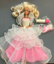 1989 Dance Magic Barbie doll 80's Superstar Face Original outfit
