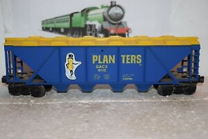O Scale Trains Lionel Planters Covered Hopper 9115