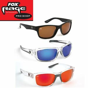 Fox Rage Sunglasses - Polarisationsbrille, Angelbrille, Polbrille, Sonnenbrille