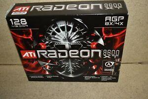^^ ATI RADEON 9600 XT VIDEO CARD 128 MB - NEW (LA70)