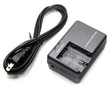 AC Battery Charger for Panasonic VDR-D152 VDR-D158 VDR-D160 VDR-D160E VDR-D168