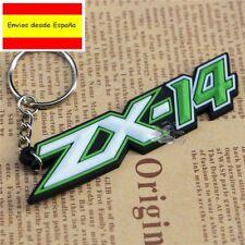 GOMA REGALO De Moto llave llavero Kawasaki Ninja ZX10R Z1000 Z800 ZX14