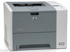 HP LaserJet P3005d Workgroup Laser Printer - Monochrome Q7813A Duplex