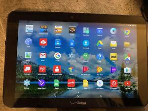 "Ellipsis/Verizon 10"" tablet 4G+WiFi 16GB QTAIR7"