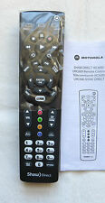 Shaw Direct Remote Model IRC600 580116-001 UNIVERSAL REMOTE CONTROLBrand New