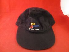 E3 Gaming Convention 1998 Media Hat Promotional Hat Promo Black Baseball Cap