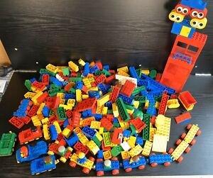 Vintage LEGO DUPLO Brick Bundle from 1980s - Heavily Used - Approx 4.8KG See Pic