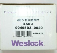 Weslock 405 Interior Dummy Door Knob Bar 3 00405D3-0020
