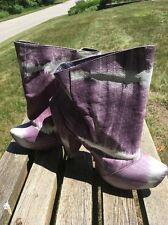 Irregular Choice Ankle Boots Anna Bells Trolley Leather Sz EUR 40.5 NEW