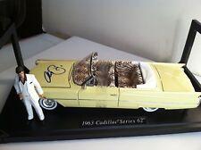 Al Pacino signed autograph Scarface Jada 1:18 Cadillac Die Cast Car & figure COA