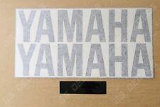 2x Yamaha Premium Cast Belly Decals Stickers YZF R1 R3 R6 FJR MT XT    300mm
