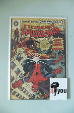 4. 0 VG VERY GOOD AMAZING SPIDER-MAN  # 123  FRENCH EURO VARIANT OW/YP YOP 1973