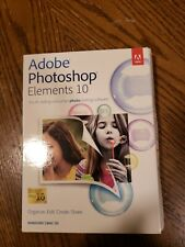Adobe Photoshop Elements 10 (PC, Mac) Image Editing