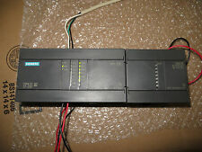 Siemens S7/200 CPU 212 6ES7 212-1BA10-0XB0 ES:6 w/EM235, Nice Used Tested #2