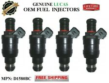 OEM Lucas x4 Reman Fuel Injectors 85-01 Buick & Ford & Lincoln & Mazda & Mercury