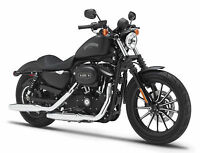 Maisto 1:18 Harley Davidson 2014 Sportster IRON 883 MOTORCYCLE BIKE Model IN BOX