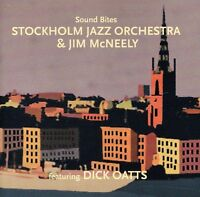 Jim McNeely, Stockholm Jazz Orchestra & McNeely - Sound Bites [New CD] Spain - I