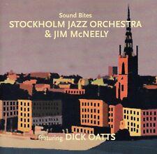 Jim McNeely, Stockholm Jazz Orchestra & McNeely - Sound Bites [New CD] Spain - I