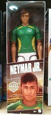 NEYMAR JR SOCCER FC ELITE BRAZIL FIGURE 12 TOY FOOTBALL MATTEL PANANI