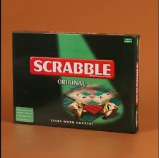 NEW Scrabble Original Board Game Funny Family , FREE 1ST CLASS