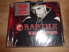RAPTILE Classic Material Hip Hop 2 CD, 25 Tracks + Videos + Comic, NEU+foliert!