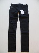 "DIESEL Damen Jeans Hose W 29 /L 32 schwarz, NEU ! ""Grupee"" SLIM-SKINNY Stretch !"