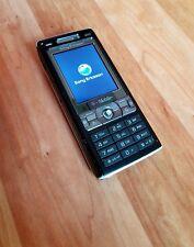 Sony Ericsson K800 Cybershot 3.2 Handy in schwarz/black !