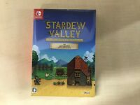 StarDew Valley Collectors Edition - Switch Japan