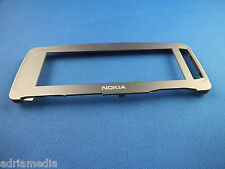 Original Nokia 9300  9300i Communicator C-Cover GRAU Oberschale grey flipcover