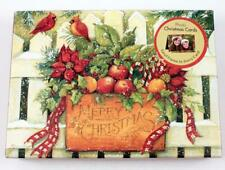 Lang Photo Christmas Cards Susan Winget Merry Christmas Welcome Partial Box