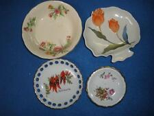 ASSORTED PORCELAIN SMALL DISHES X 4