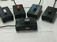 Usb custom Midi Controller with fader Programable CC and display DAW control