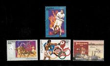 Uganda 1996 - ATLANTA OLYMPICS - Set of 4 Stamps (Scott #1457-60) - MNH