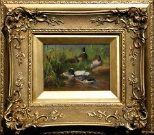 JUTZ, Carl *1838-1916 SIGNIERT -sehr fein gemaltes Bild-