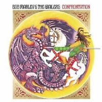 """BOB MARLEY & THE WAILERS """"CONFRONTATION"""" CD NEW!"""
