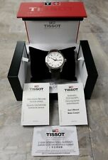 Tissot 1853 PRC200 T-Sport Collection Swiss Quartz Chronograph Mens Watch W/Box