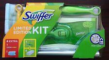 Swiffer Limited  Starter Kit 1 Bodenstab + 8 Tücher  1 Handgriff Starterset
