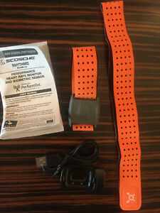 Orange Theory Heart Rate Monitor
