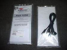 Autocom # 1294,   GPS 2.5,   2.5 mm Mono to 3.5 mm Stereo Lead
