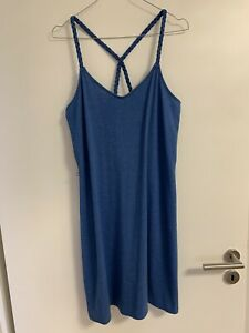 ⭐️ Esprit ⭐️ Damen Sommer Kleid ⭐️ In Blau ⭐️ Gr M ⭐️