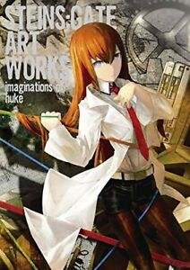 Steins Gate - Huke   *** ARTBOOK * neu Manga Art Book
