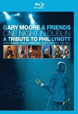 One Night In Dublin: A Tribute To Phil Lynott / Gary & Friends Moore, Blu-ray